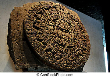 Mayan Calendar - The Mayan Calendar. Mexican heritage and...
