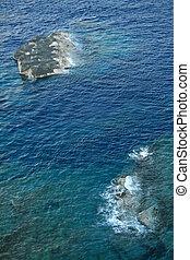 Sea - Yonaguni Island, Okinawa, Japan
