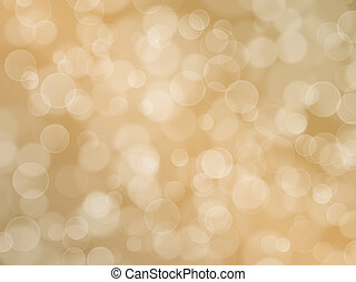 Abstract beige background with boke effect - Abstract beige...