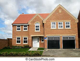 Luxury detached house - luxury detached family home newly...