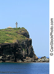 Light House - Yonaguni Island, Okinawa, Japan