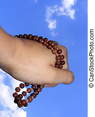 Mala - indian rosary for meditatation and mantras