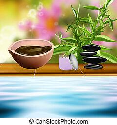 The spa procedure concept