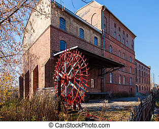 Millhouse, Fuerstenwalde, Germany - Millhouse on the River...