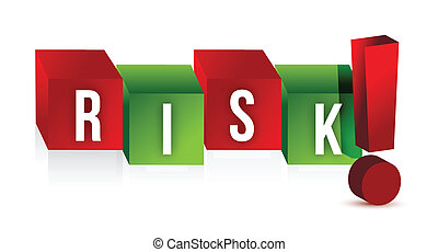 Word risk with an exclamation mark