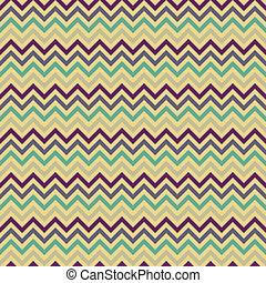 Seamless Chevron Pattern - Seamless chevron background...