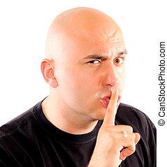 Silence please - Shhh silence please