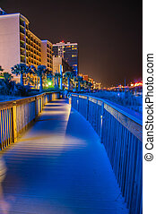 myrtle beach south carolina - View of Myrtle Beach South...