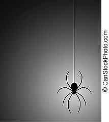 Mistery spider - Creative design of mistery spider