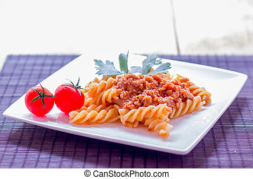 Pasta al rag? from Bologna Italy