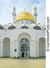 Nur-Astana Mosque - Greatest mosque in the republic of...