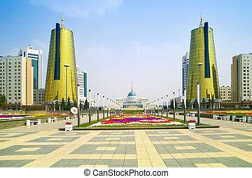 Astana, Municipal, paisaje
