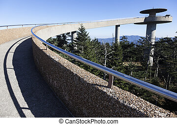 Clingmans Dome - Clingmans Dome - Great Smoky Mountains...