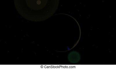 Planet Pluto.
