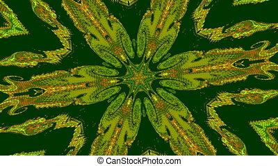 Pattern - a flower
