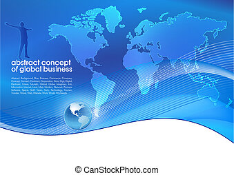 abstract business background - Best abstract business...