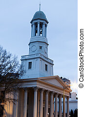 Old church in Richmond - Old church in the center of...