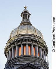 Trenton, New Jersey - State Capitol Building - Trenton, New...