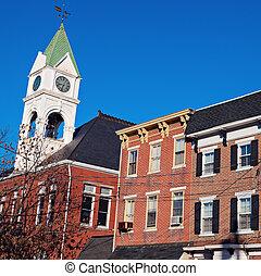 Architecture of Trenton