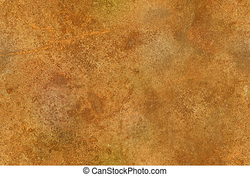 Grungy rusty surface texture seamlessly tileable - Grungy...