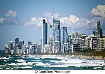 Surfers Paradise, Gold Coast - Beautiful Surfers Paradise...