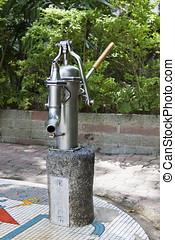 spigot - old style spigot in park