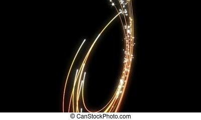 Sparkles spinning round: Xmas