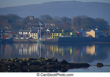 Kinvara, Irish Fishing Village