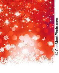 Multicolor abstract christmas background. EPS 8