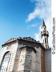 Mosque, Istambul, Turkey