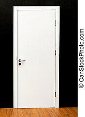 Door white