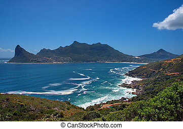 Hout Bay, South Africa - Hout Bay, Table Mountain National...