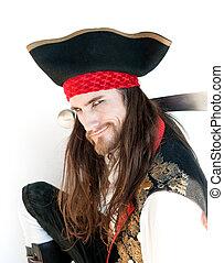 Prate - Pirate portrait