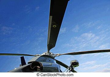 Rotor, helicóptero