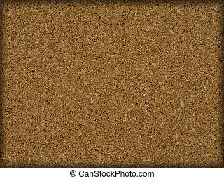 Corkboard aka pinboard, office background - Office...