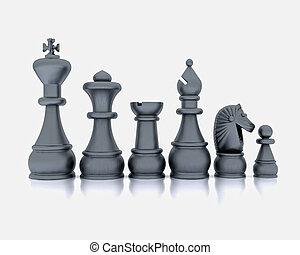 Chess - 3D