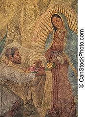 aparición, Virgen, maría, Juan, Diego