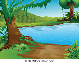 à, fiume