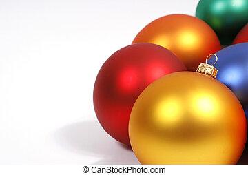 R christmas ball