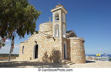 Church Profitis Ilias, Cyprus