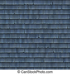 roof texture - blue roof texture