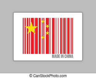 made in china barcode