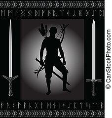 fantasy hunter