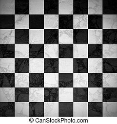 chessboard balck and white