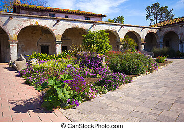 Mission San Juan Capistrano - Lovely historic Mission San...