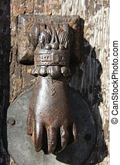 Knocker - Ancient Door Knocker