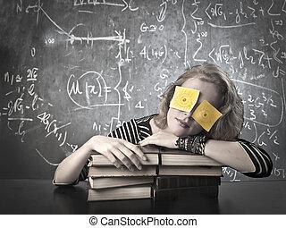 Estudiante, sueño