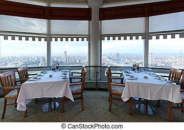 Cairo Tower restaurant