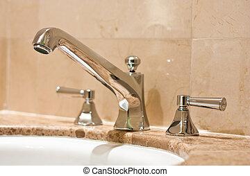 Luxury tap