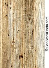 Vintage wood - Close up shot of vintage old wood